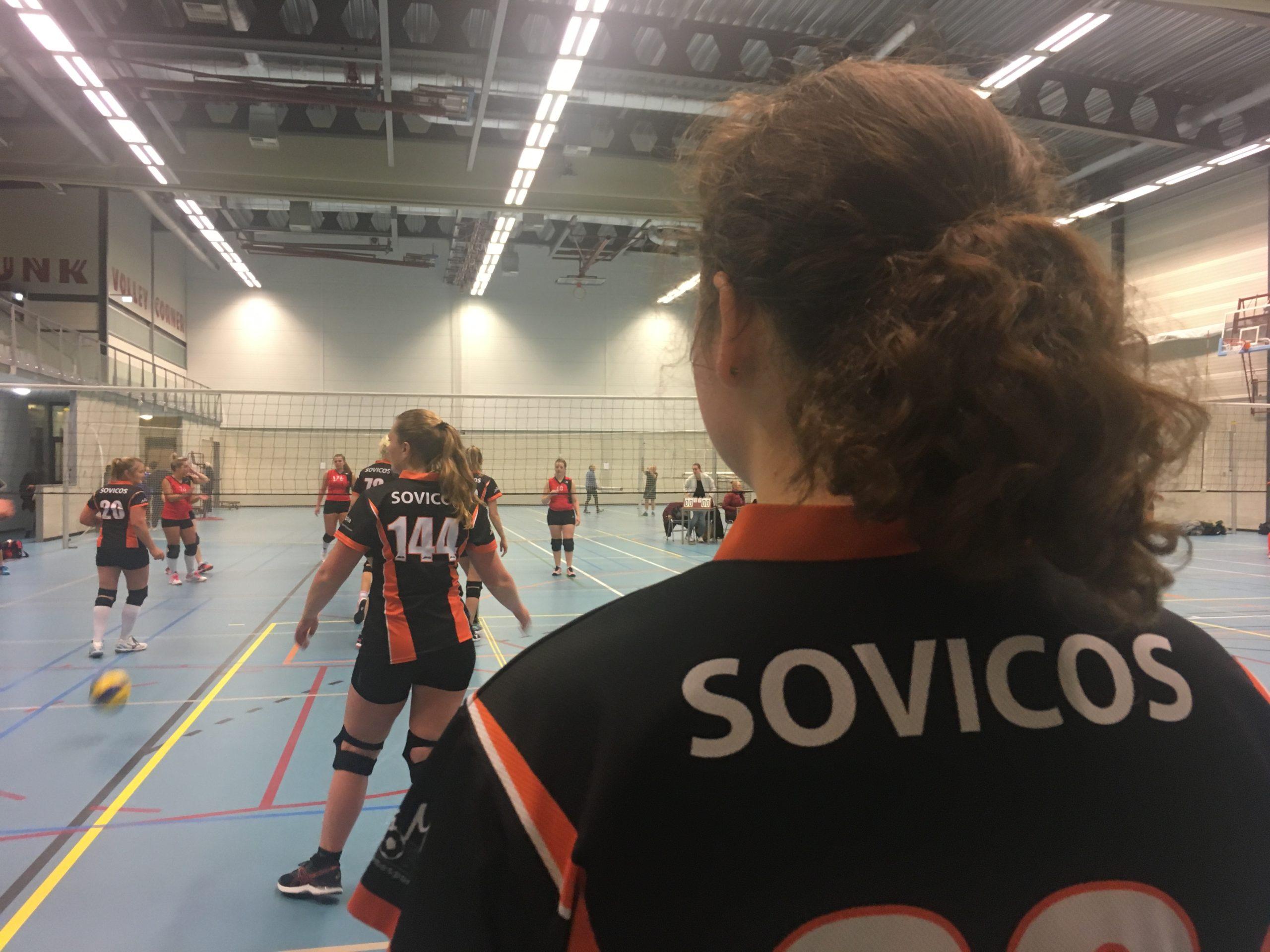 Haagse derby: Kalinko D6 vs Sovicos D3